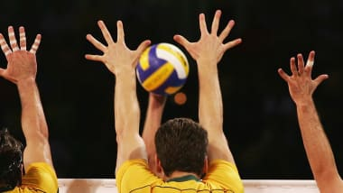 Herren Viertelfinale 1 | Volleyball - Sommer-Universiade - Neapel