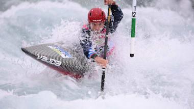 Finais FK1 e MK1 CSLX  | Copa do Mundo Slalom ICF - Markkleeberg