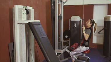 نصائح في الملاكمة: اللياقة البدنية مع زهرة الزهراوي