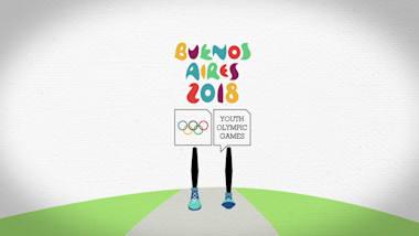 Entdecken Sie die Olympischen Jugendspiele 2018