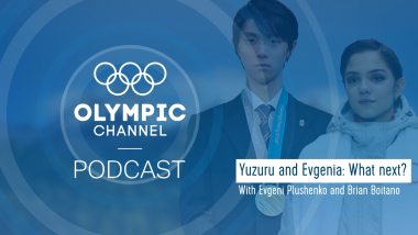 What next for Yuzuru Hanyu and Evgenia Medvedeva?