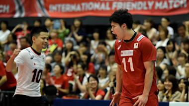 【10/13(日)】W杯男子バレー・日本vsイラン放送予定 FIVBワールドカップ