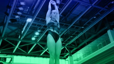 Hero of the Future: 15-year-old German Diving Prodigy
