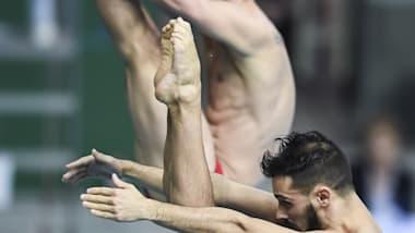 Finale Synchronisé 3m (H) | Plongeon - Universiade d'Été - Naples