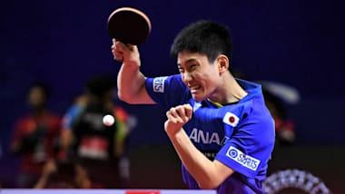 【卓球】アジア選手権4日目 男子団体で張本智和らの日本チームは準決勝で中国に敗れる
