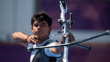 Men's Recurve 1/8 Elimination Round - Archery |Buenos Aires 2018 YOG