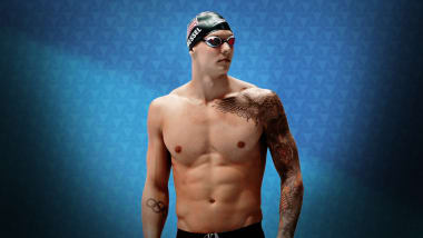 What motivates Caeleb Dressel in his race to become swimming's best
