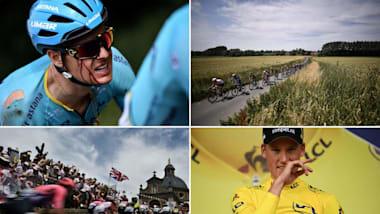 【ツール・ド・フランス2019】第2ステージの放送予定