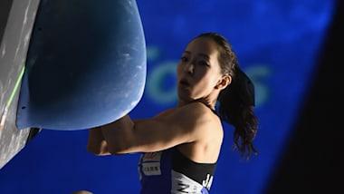 スポーツクライミング世界選手権、リード競技で日本勢は男女とも2名ずつ決勝へ