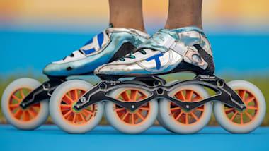 Combined-Sprint 1000m Finals - Roller-Speedskating | Buenos Aires 2018 OJS