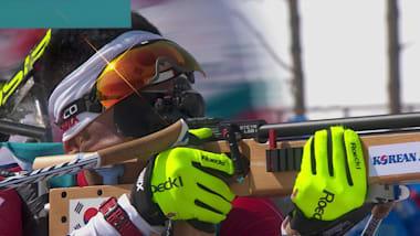 Biathlon: 12.5km M & 10km W Standing & Visually Impaired | 2018 Paralympics