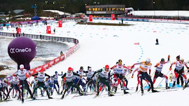 Copa del Mundo de la FIS - Trondheim