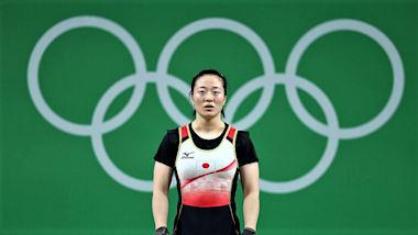 【ウエイトリフティング】世界選手権4日目:女子59キロ級安藤美希子が5位。この日は、日本勢の東京五輪内定者は出ず