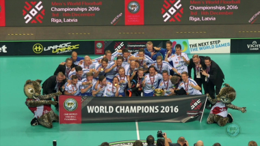 Documentary: Men's World Floorball Championships 2016