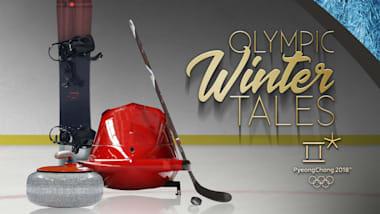 Tráiler - Olympic Winter Tales