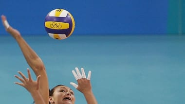 Damen Halbfinale 2 | Volleyball - Sommer-Universiade - Neapel