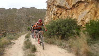 Absa Cape Epic Stage 3 Highlights - Western Cape Region