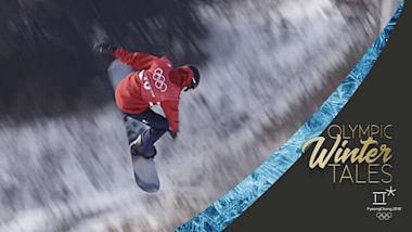 スノーボード:イギリス代表チーム - ジェイミー・ニコルズ