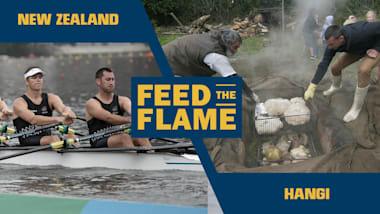 ボート大国ニュージーランド、パワーの源はマオリの伝統料理?