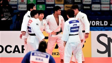 世界柔道選手権・最終日|日本、男女混合団体戦で3連覇!有終の美を飾る