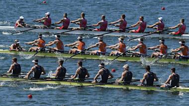 息の合ったチームワークと統一性が美しいボート競技。日本男子は軽量級ダブルスカルに期待!