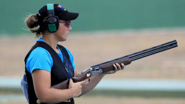 Skeet Women's Final | ISSF World Cup Final Shotgun - Al Ain