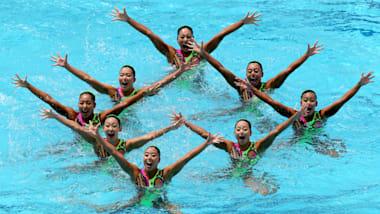 水中の芸術では「シンデレラガール」の吉田萌に大きな期待
