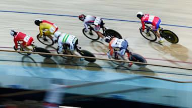 UCIトラック選手権2019・5日目、女子ケイリン日本勢は準々決勝敗退