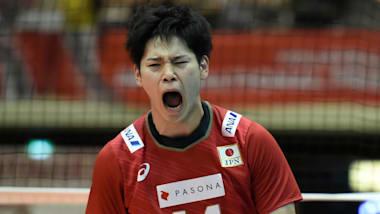 【バレーボール】アジア選手権:龍神NIPPONが3-1で台湾に勝利、全勝で予選L突破