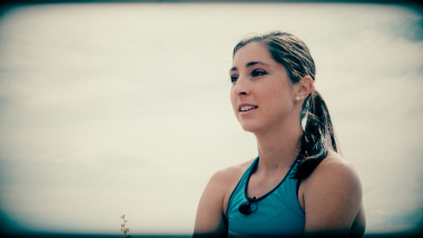 Sarah Sellers – Die Krankenschwester, die beim Boston-Marathon Zweite wurde