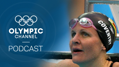Kirsty Coventry, Senegal and the Youth Olympic Games: Africa's First