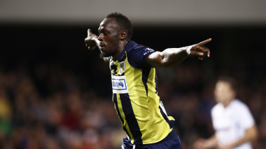 What does Usain Bolt's football future look like?