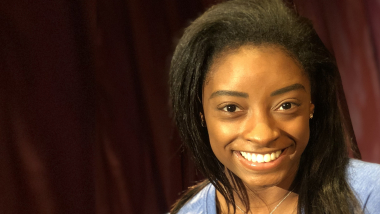Exclusive Q&A: Simone Biles on food cravings, her boyfriend and late-night hospital trips