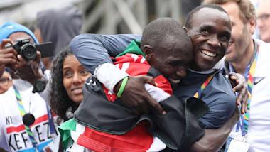Kamworor inspired by Kipchoge ahead of NYC Marathon repeat bid