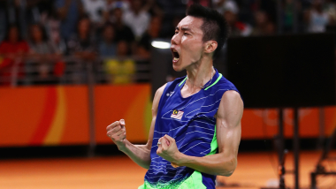 Lee Chong Wei in cancer remission and aiming for Tokyo 2020