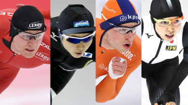 Speed Skating: who to look out for in the new World Cup season