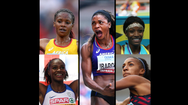 Thiam in running to retain IAAF Female Athlete of the Year crown as finalists announced