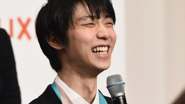 Birthday boy Yuzuru Hanyu to become the king of karaoke too?