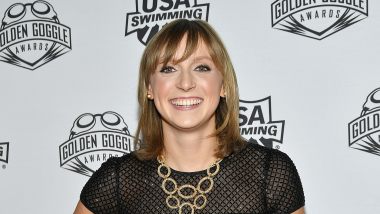 Katie Ledecky and Ryan Murphy win Golden Goggles awards