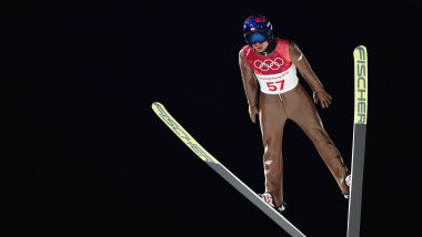 Ski jumper Kamil Stoch's passion for Liverpool FC