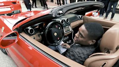 Finalista do Atleta do Ano, Christian Coleman é igual a uma Ferrari