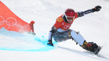 All eyes on snow queen Ester Ledecka in Snowboard World Cup opener