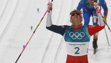 Johannes Klæbo, the Usain Bolt of cross-country skiing