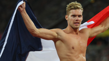 Kevin Mayer: the perfect combination of brain and brawn