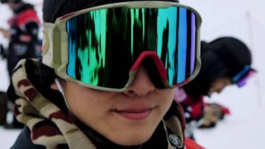 スノーボード界の次期スーパースター? 平野歩夢の弟