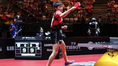 Seamaster ITTF 公开赛 - 里斯本