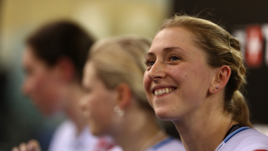 Laura Kenny back up to speed after overcoming confidence crisis