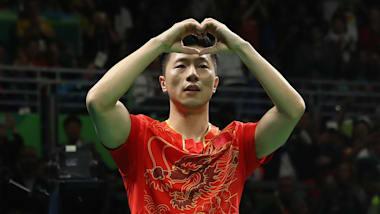 Ma Long triumphs in comeback tournament in Qatar