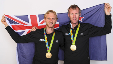 Could Hamish Bond and Mahe Drysdale pair up for Tokyo 2020?