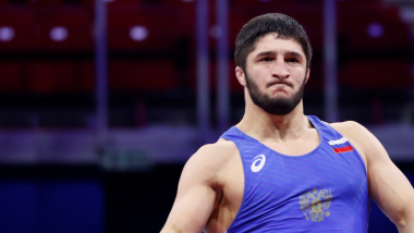 Abdulrashid Sadulaev is the Dagestan Dancer